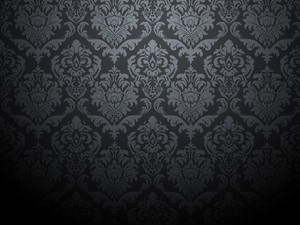 Dark Damask Pattern