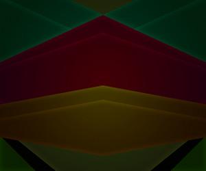 Dark Geometric Texture