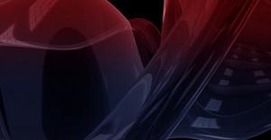 Dark Glassy Background