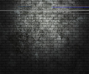 Dark Grunge Brick Wall