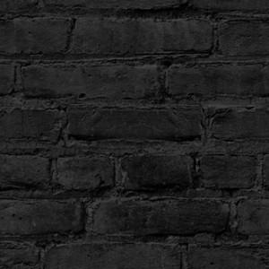 Dark Grunge Bricks Texture Tile