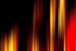 Dark Retro Blur Lines