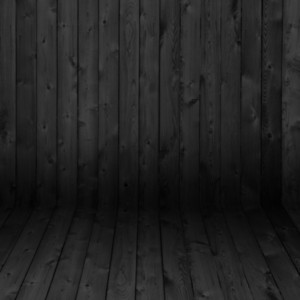 Dark Wooden Plank Background