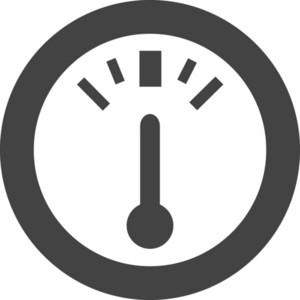 Dasboard Glyph Icon