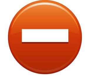 Dash Orange Circle