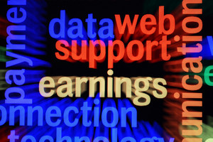 Data Support Earnings