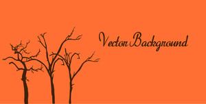 Dead Tree Banner Design