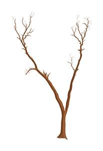 Dead Tree Illustration