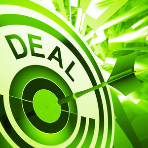 Deal Means Bargain Or Partnership Agreement