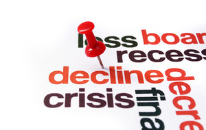 Decline Crisis Concept