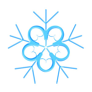 Decor Snowflake Design