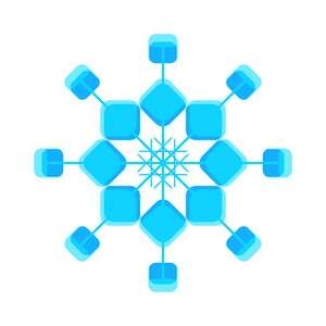 Decor Snowflake