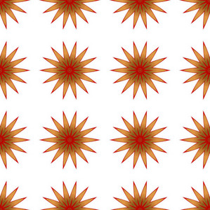 Decorative Floral Bg