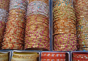 Decorative Indian Bangles
