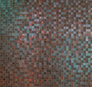 Decorative Mosaic Tiles Texture