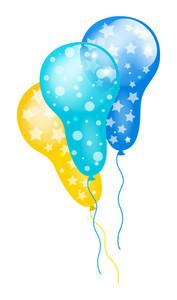 Decorative Party Balloons