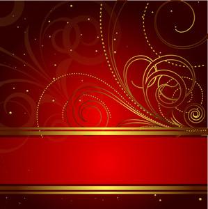 Decorative Xmas Banner