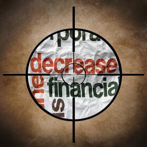 Decrease Finance Target