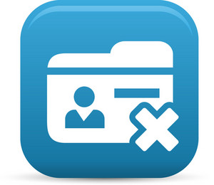 Delete Contact Elements Lite Icon