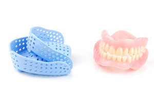 Denture And Trays