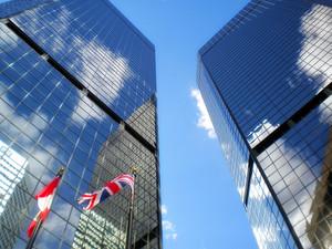 Denver Trade Center Buildings