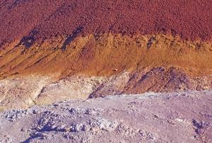 Desert Soil Texture