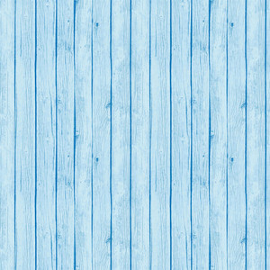 Design Texture Of Blue Wooden Boards On Mickey Paper