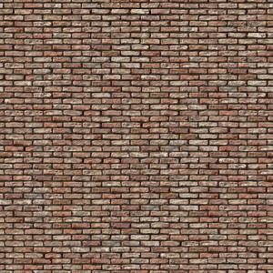 Design Texture Of Old Brown Bricks