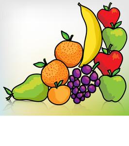 Different Fruit