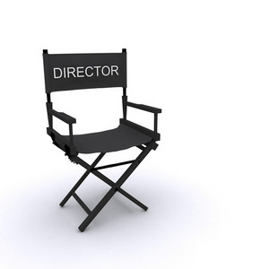 Director Chair Illustration