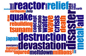 Disaster Word Cloud
