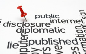 Disclosure Diplomatic Published