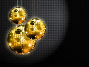 Disco Light Balls