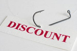 Discount Bait Concept