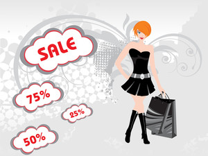 Discount Sale For 75%