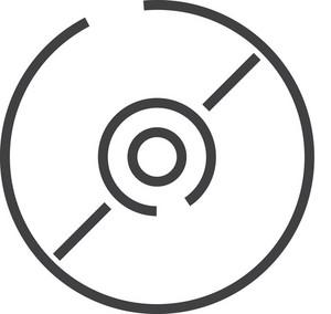 Disk 1 Minimal Icon
