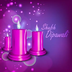 Diwali Festiwal Background.
