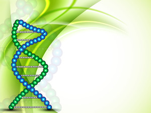 Dna Background.