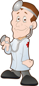 Doctor - Cartoon Character