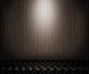 Dot Metal Interior Background