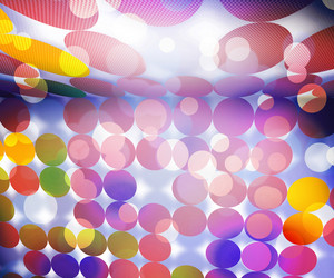 Dots Abstract Texture Background