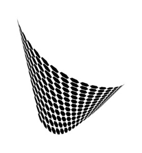 Dotted Abstract Design