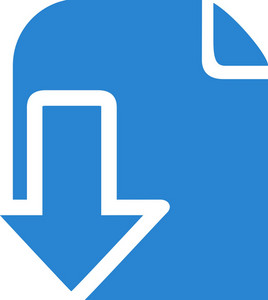 Download Document Simplicity Icon