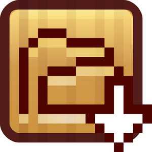 Download Folder Brown Tiny App Icon