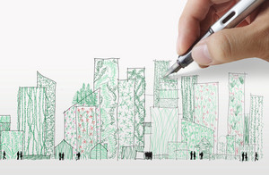 Draws Green City