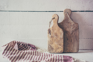 Rustic Cutting Boards