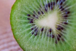 Kiwi-macro Shot