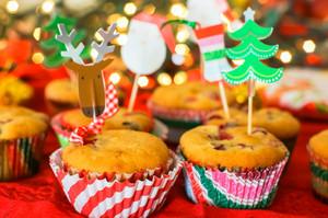 Christmas Muffins