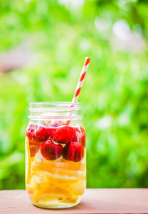 Sparkling Water Cocktail