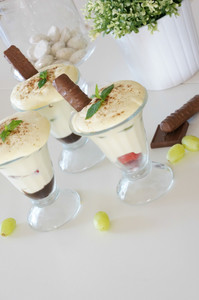 Mascarpone Dessert-italian Food